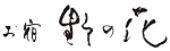 오야도 노노하나 (お宿 野の花)